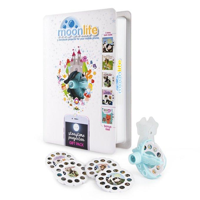 Moonlite World Storytime Projector