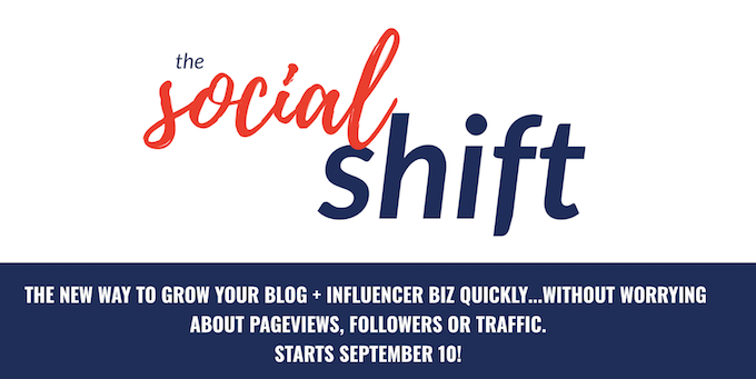 the social shift