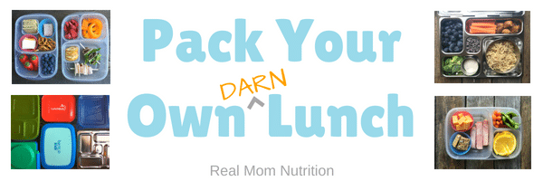 pack your own lunch email course