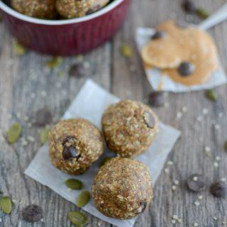 My Go-To Energy Ball Recipe