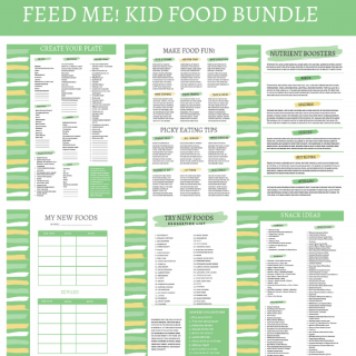 Resources for Feeding Kids