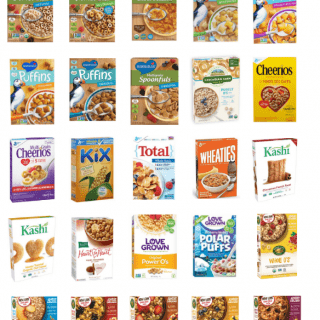 Lower Sugar Cereals For Kids