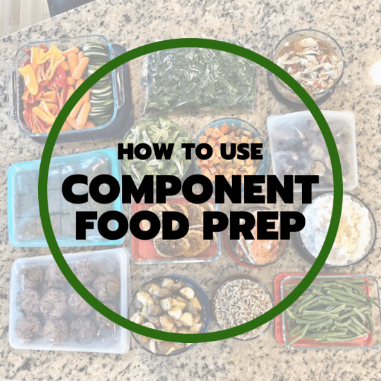 component food prep and how to use it