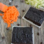 Zucchini Carrot Brownies
