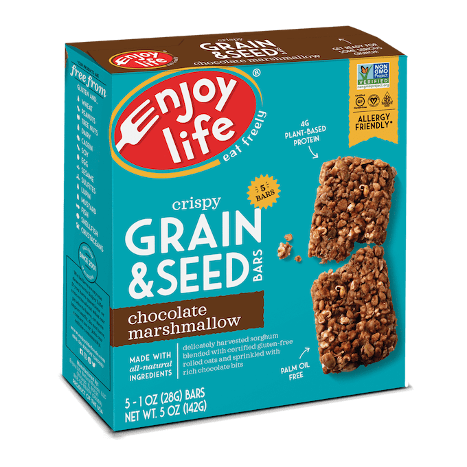 enjoy life grain and seed bars