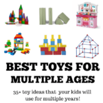 Best Toys for Multiple Ages