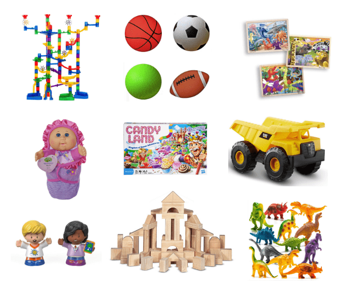 general multi age toys