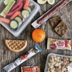 Low Mess Snacks for Kids