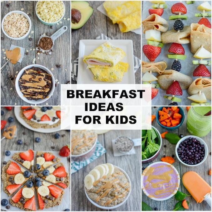 Easy Breakfast Ideas for Kids