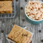 Sweet Potato White Bean Bars