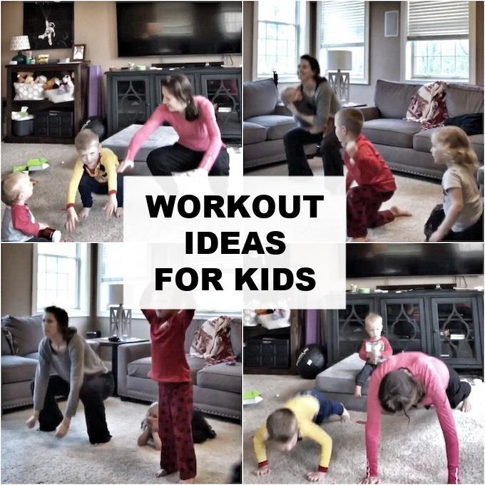 Workout Ideas For Kids
